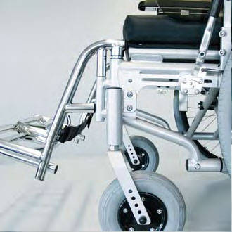 Goliath wheelchair feature