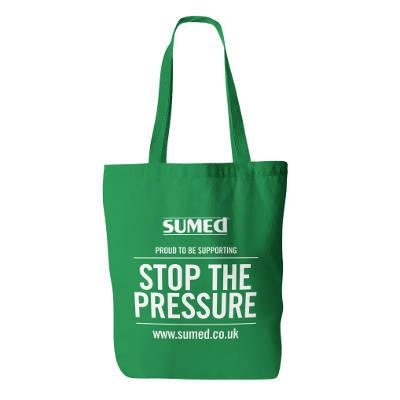 Stop the pressure bag