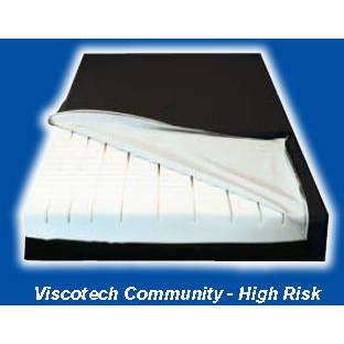 Viscotech Community High Risk Mattress